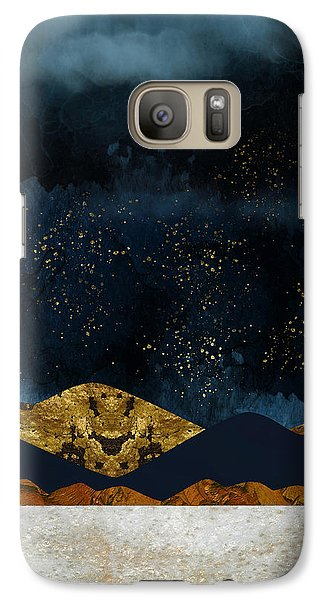 Landscapes Galaxy S7 Case - Rain by Katherine Smit