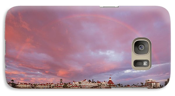 Rainbow Proposal Galaxy S7 Case