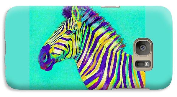 Rainbow Zebra 2013 Galaxy S7 Case