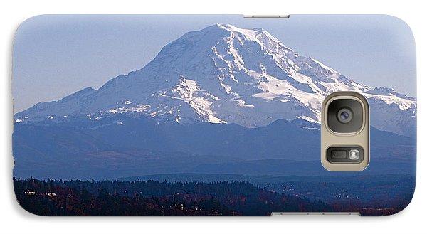 Galaxy Case featuring the photograph Rainier 3 by Sean Griffin