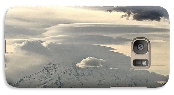 Galaxy Case featuring the photograph Rainier 8 by Sean Griffin