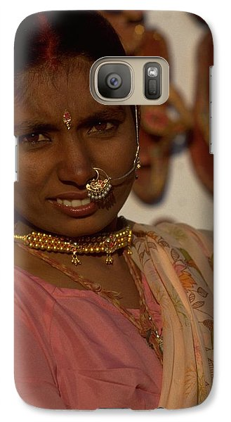 Galaxy S7 Case featuring the photograph Rajasthan by Travel Pics