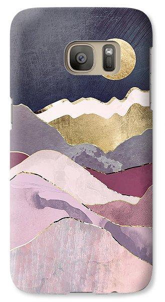 Raspberry Galaxy S7 Case - Raspberry Dream by Spacefrog Designs