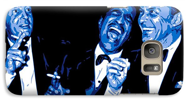 Rat Pack At Carnegie Hall Galaxy S7 Case