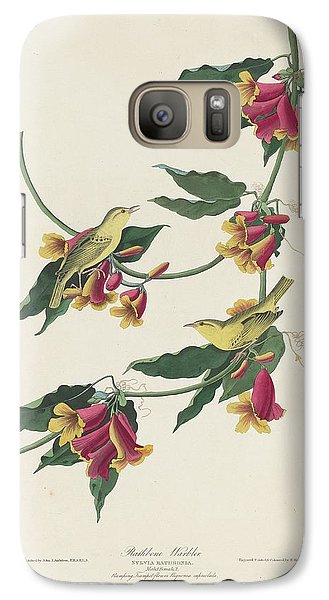 Rathbone Warbler Galaxy S7 Case