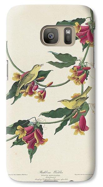 Rathbone Warbler Galaxy S7 Case by Rob Dreyer