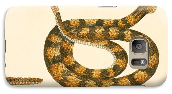 Rattlesnake Galaxy S7 Case