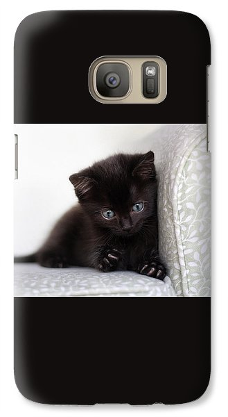 Galaxy Case featuring the photograph Rawr by Amy Tyler