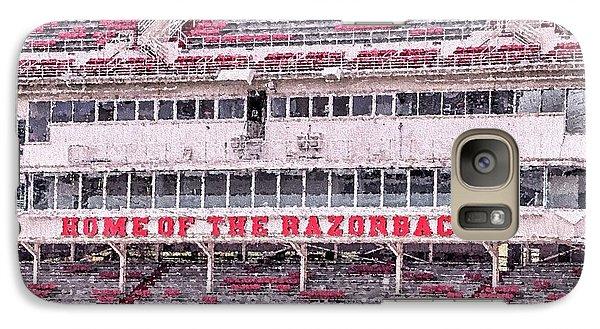Razorback Stadium Galaxy Case by JC Findley