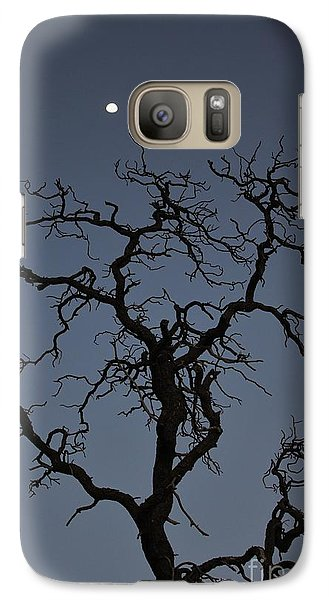 Galaxy Case featuring the photograph Reaching For The Moon by Craig Wood