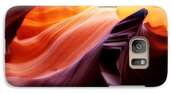 Galaxy Case featuring the photograph Reaching For The Sun by Jim McCain