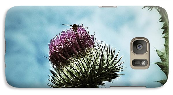 Galaxy Case featuring the photograph Ready For Take-off by Karen Stahlros