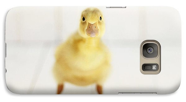 Galaxy Case featuring the photograph Ready To Rumble - Square Version by Amy Tyler
