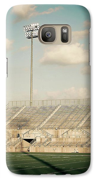 Galaxy Case featuring the photograph Recalling High School Memories by Trish Mistric