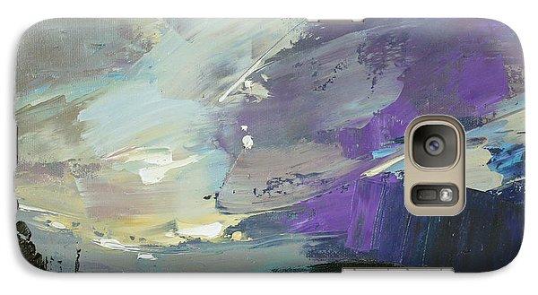 Galaxy Case featuring the painting Recollection by Anastasija Kraineva