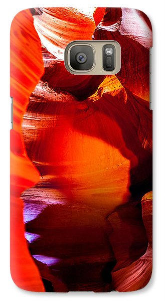 Featured Images Galaxy S7 Case - Red Canyon Walls by Az Jackson