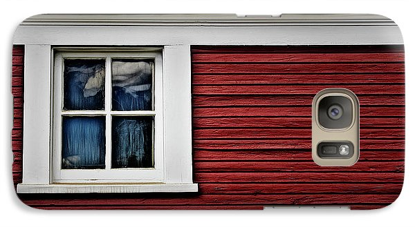 Galaxy Case featuring the photograph Red Green by Brad Allen Fine Art