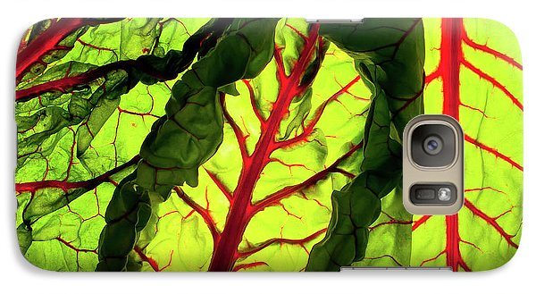Galaxy Case featuring the photograph Red River by Bobby Villapando