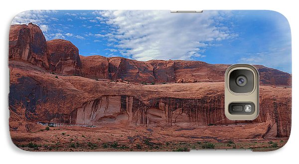 Galaxy Case featuring the photograph Red Rock Canyon by Heidi Hermes