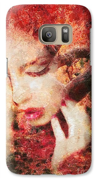 Mo Galaxy S7 Case - Redemption by Mo T