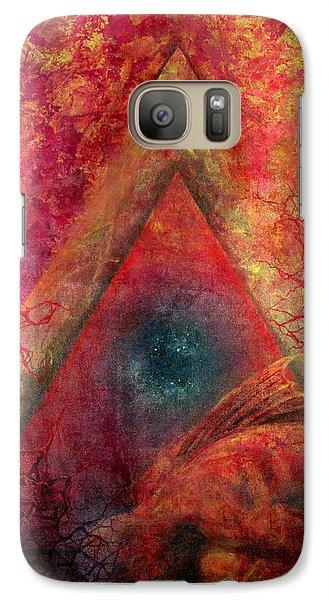 Redstargate Galaxy S7 Case