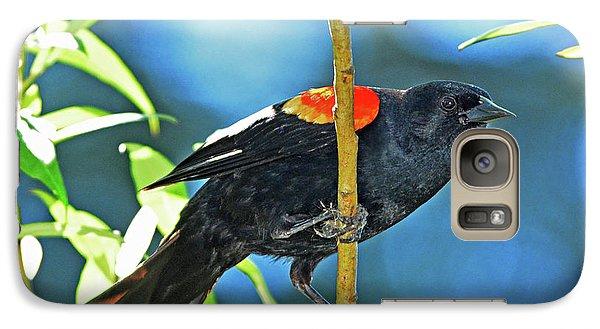 Redwing Blackbird Galaxy S7 Case
