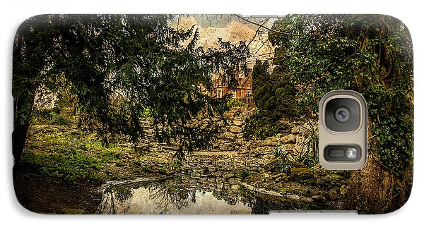 Galaxy Case featuring the photograph Reflection by Ryan Photography