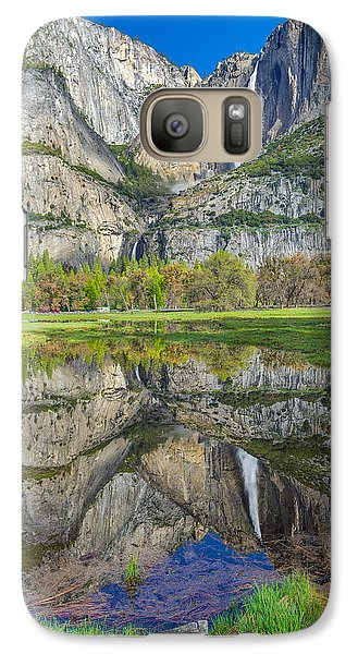 Galaxy Case featuring the photograph Reflection  by Scott McGuire