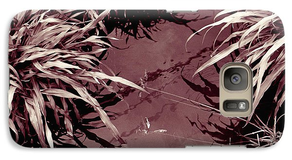 Galaxy Case featuring the photograph Reflections 2 by Mukta Gupta