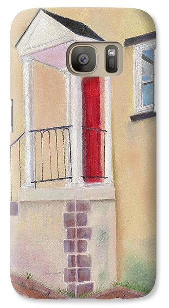 Galaxy Case featuring the painting Reflections Of Baltimore by Arlene Crafton