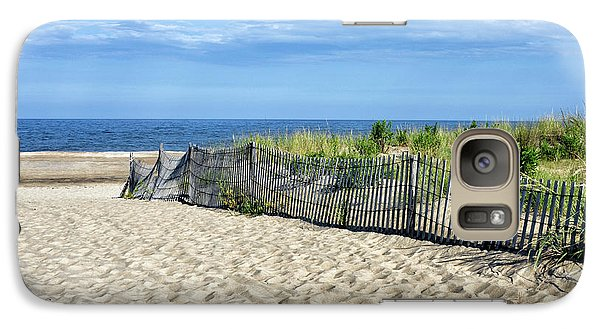 Galaxy Case featuring the photograph Rehoboth Delaware by Brendan Reals