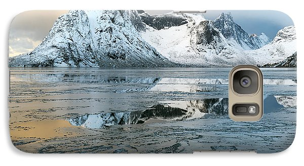 Reine, Lofoten 5 Galaxy S7 Case