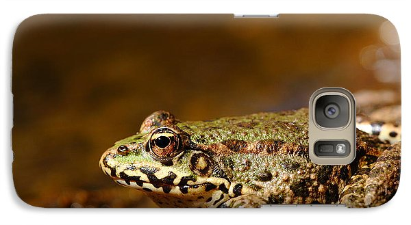 Galaxy Case featuring the photograph Relaxed by Richard Patmore