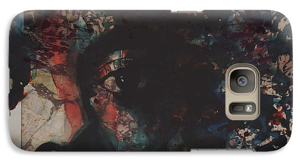 Rhythm And Blues Galaxy S7 Case - Remember Me by Paul Lovering