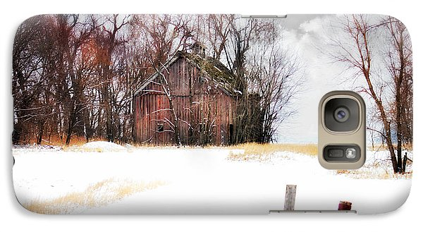 Galaxy Case featuring the photograph Remember When by Julie Hamilton