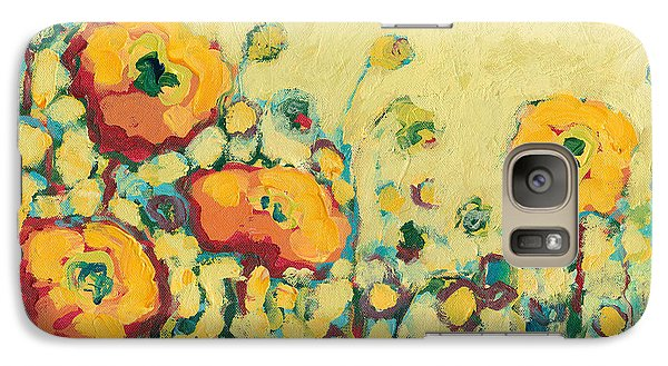 Reminiscing On A Summer Day Galaxy Case by Jennifer Lommers