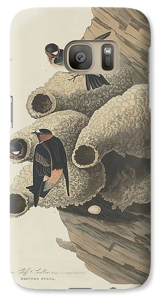 Republican Cliff Swallow Galaxy S7 Case