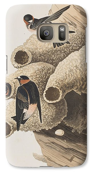 Republican Or Cliff Swallow Galaxy S7 Case