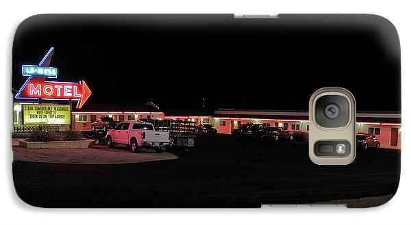 Galaxy Case featuring the photograph Resting In The Past by Gary Kaylor