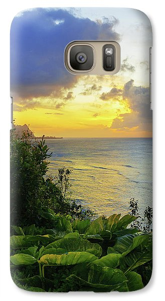 Galaxy Case featuring the photograph Return by Chad Dutson