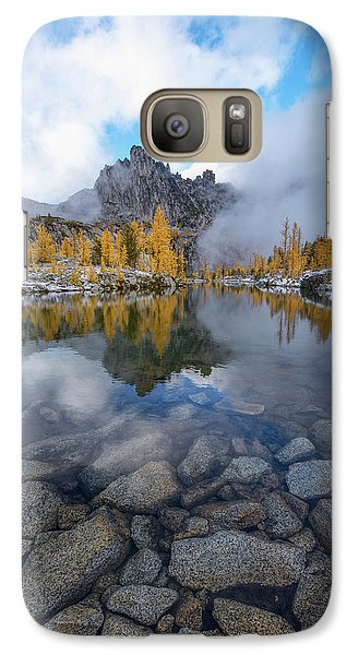 Galaxy Case featuring the photograph Revelation by Dustin LeFevre