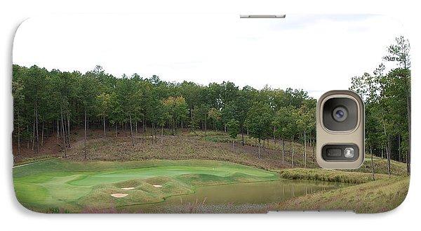 Galaxy Case featuring the photograph Reynolds Plantation Golf Ga Usa by Jan Daniels