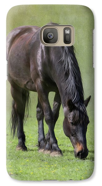 Galaxy Case featuring the photograph Rez by Debby Herold