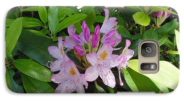 Galaxy Case featuring the photograph Rhododendron by Daun Soden-Greene