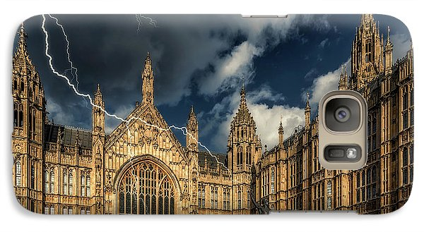 Galaxy Case featuring the photograph Richard The Lionheart by Adrian Evans