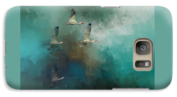 Riding The Winds Galaxy S7 Case by Marvin Spates