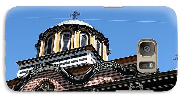 Galaxy Case featuring the photograph Rila Monastery Photograph by Milena Ilieva