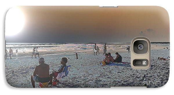 Galaxy Case featuring the photograph Rio Planet by Beto Machado