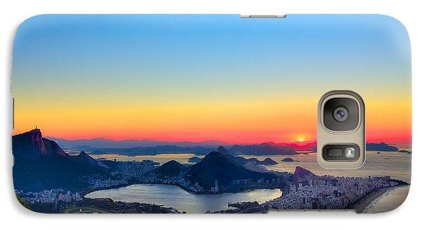 Rio Sunrise Galaxy S7 Case