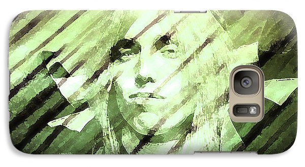 Def Leppard Galaxy S7 Case - Rip Tom Petty by Enki Art